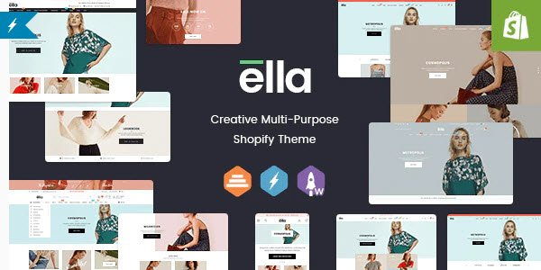 Ella Shopify Theme