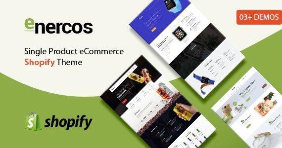 Enercos Shopify Theme